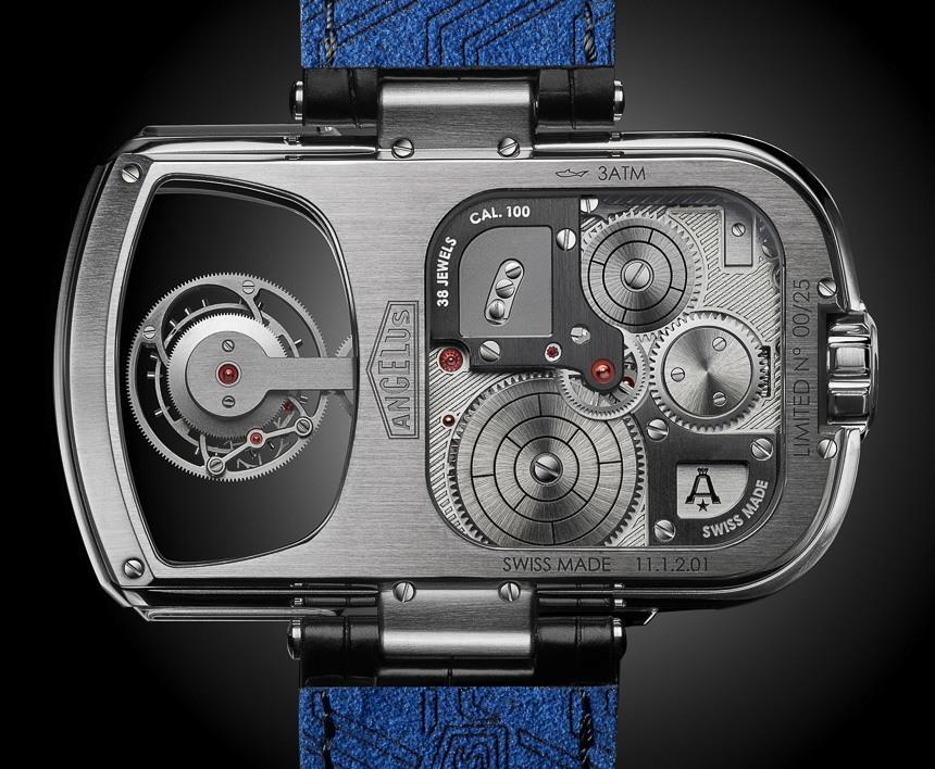 Welcome back! Angelus ist zurück im Uhrengeschäft – Luxus ...